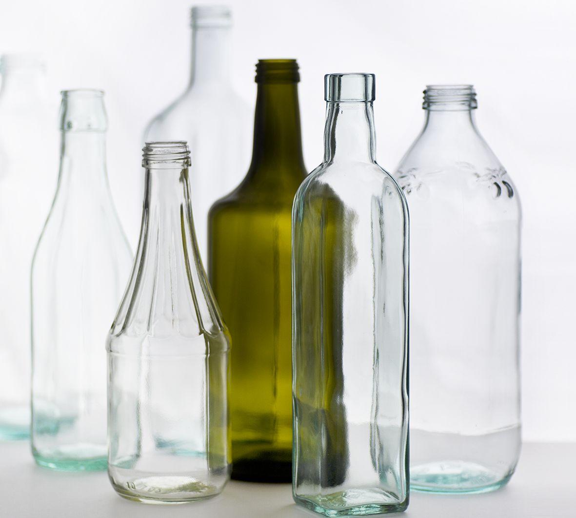 Bottiglie vetro imbottigliamento - Bottiglie vetro decorate ...