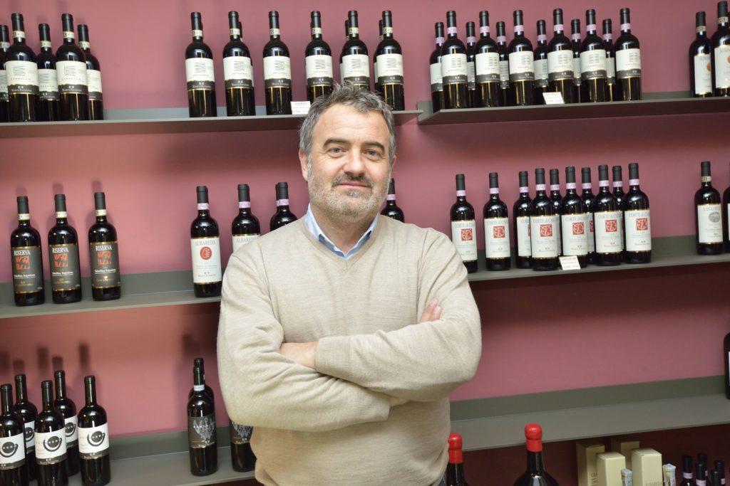 Mamete Prevostini ha puntato sulle grandi potenzialità dei vini della Valtellina