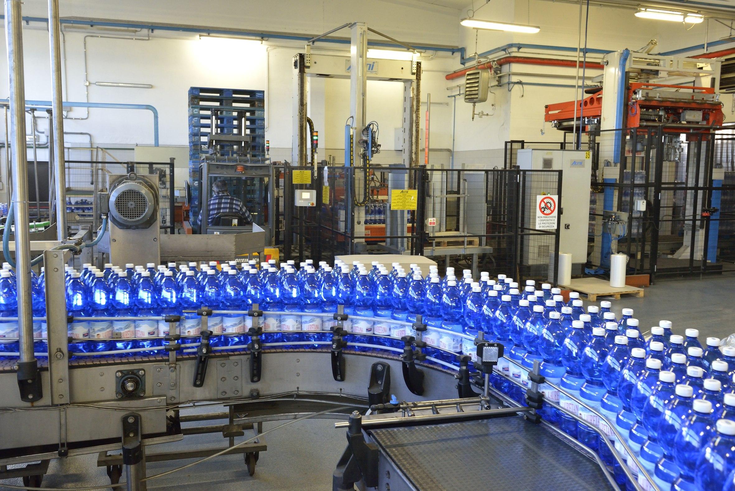 Upgrade tecnologico per l acqua pi leggera d europa - Depurare l acqua di casa ...