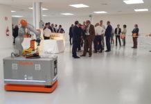 La nuova sede di Kuka Robotics