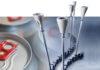 Figura 1: Le catene pin oven di iwis per l'industria delle lattine.