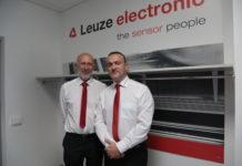 Alessandro Frigerio (a sinistra) e Antonio Belletti (a destra) , nuovo direttore generale di Leuze electronic Italia