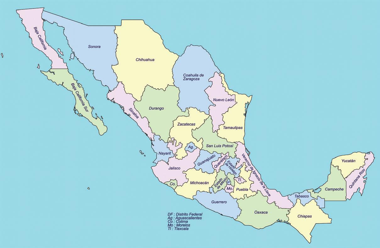 incontri doganali in Messico