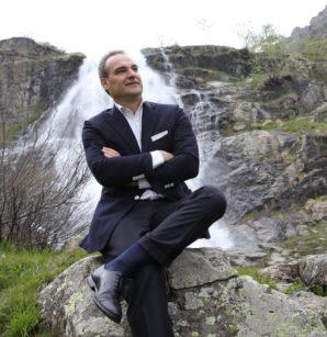 Alberto Bertone, Presidente e AD del Gruppo Acqua Sant'Anna Fonti di Vinadio