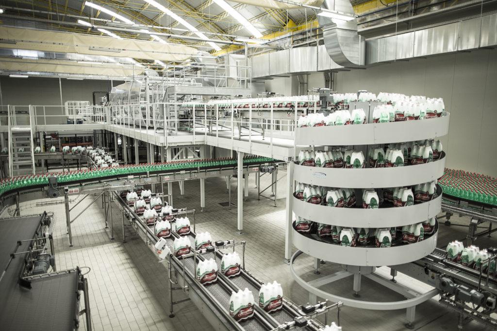 stabilimento Riardo - produzione