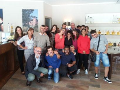 Foto gruppo Villa Castelletto