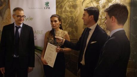 Katerina Marozava, Sustainability Specialist di Ruffino