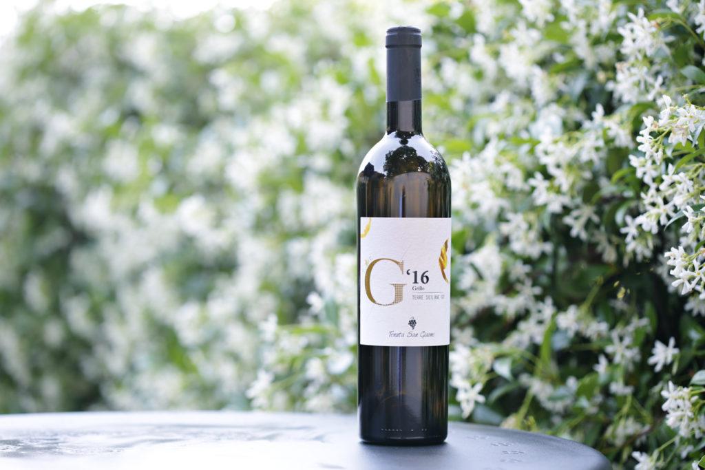 Il vino Grillo di Tenuta San Giaime