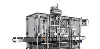 Jack-T04 è la nuova macchina imbottigliatrice compatta per birra con sistema di riempimento isobarico