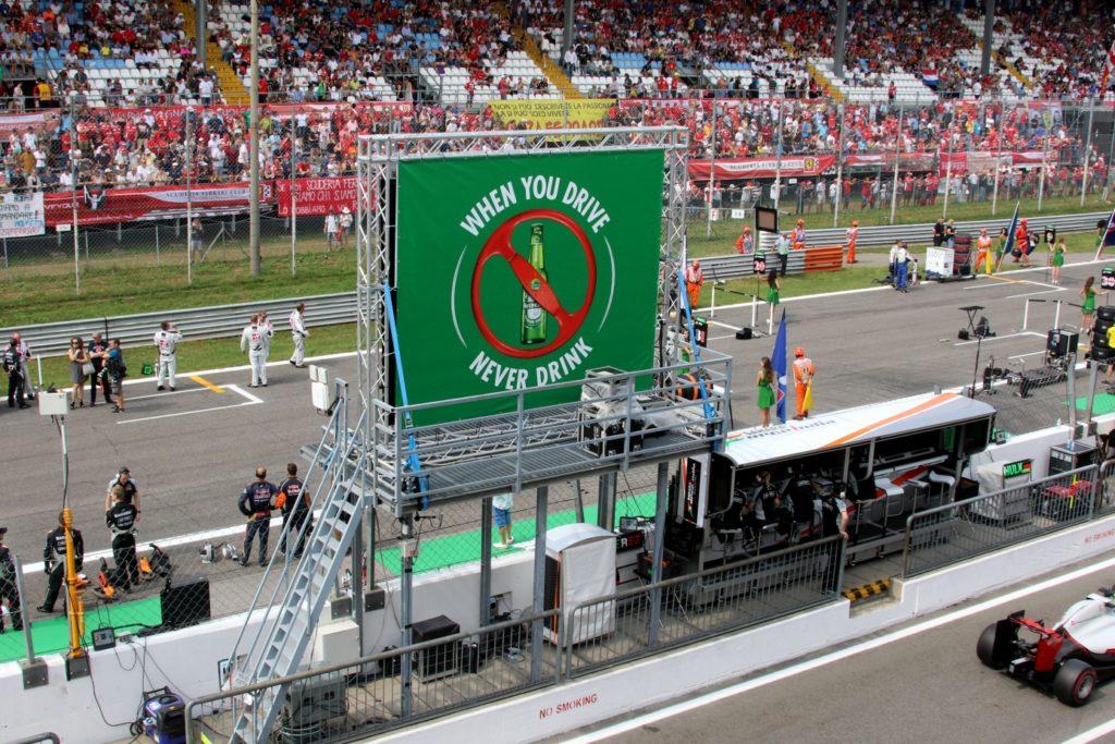 Heineken_When You Drive Never Drink