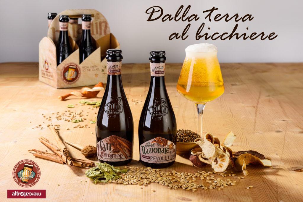 Le nuove birre Baladin e Altromercato