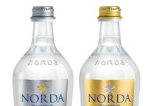 La nuova bottiglia Sinuosa