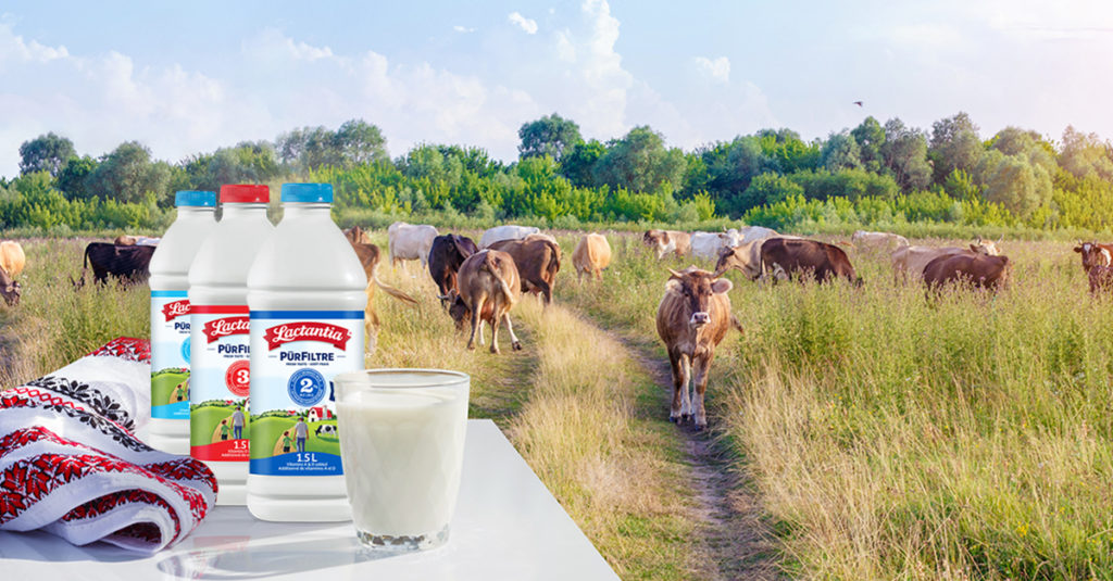 Il nuovo packaging di PET Engineering per Parmalat Canada