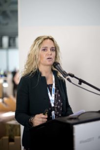 Valeria Mesolella, responsabile sviluppo food presso ICIM