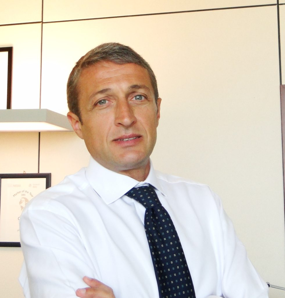 Giorgio Mondovì, Business Executive Officer - Business Unit Italia Sanpellegrino