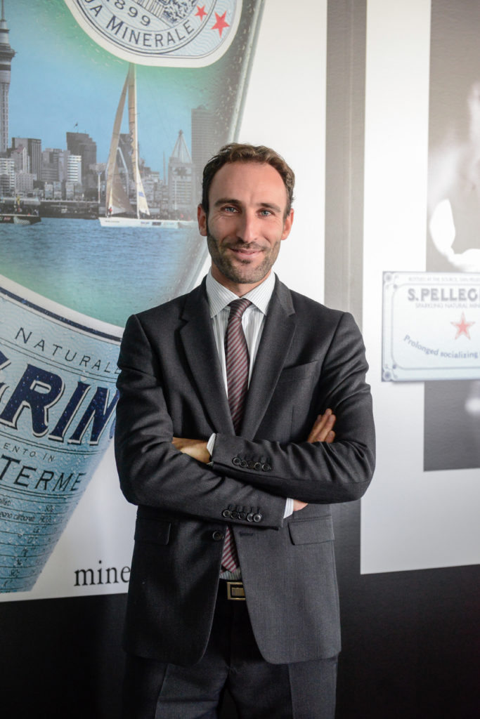 Stefano Marini, Business Executive Officer - Business Unit Internazionale Sanpellegrino