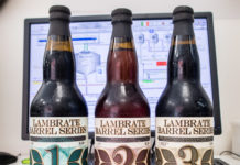 Le 3 birre del progetto Barrel Series