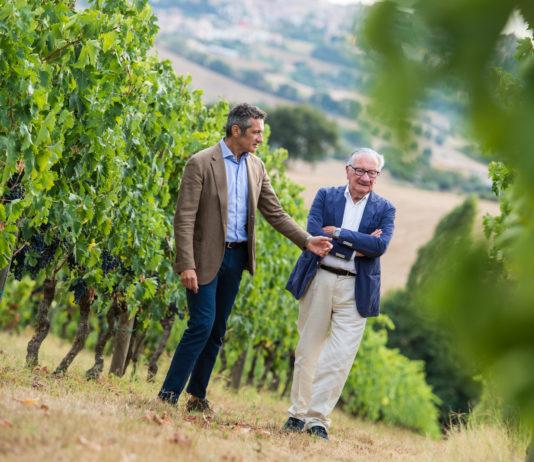 Michele e Massimo Bernetti