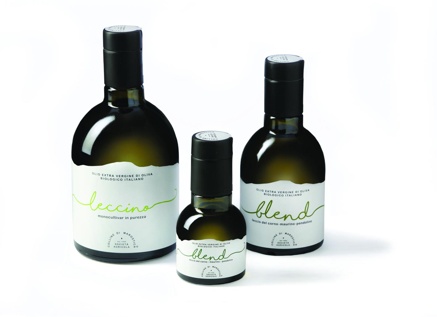 Bottiglie olio Colline di Marostica