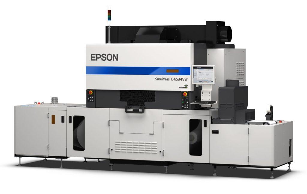 Stampante Epson SurePress L6534VW