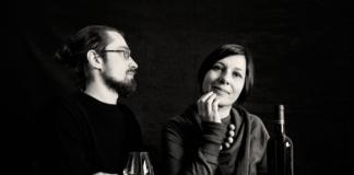 Lorenzo Mocchiutti e Federica Magrini