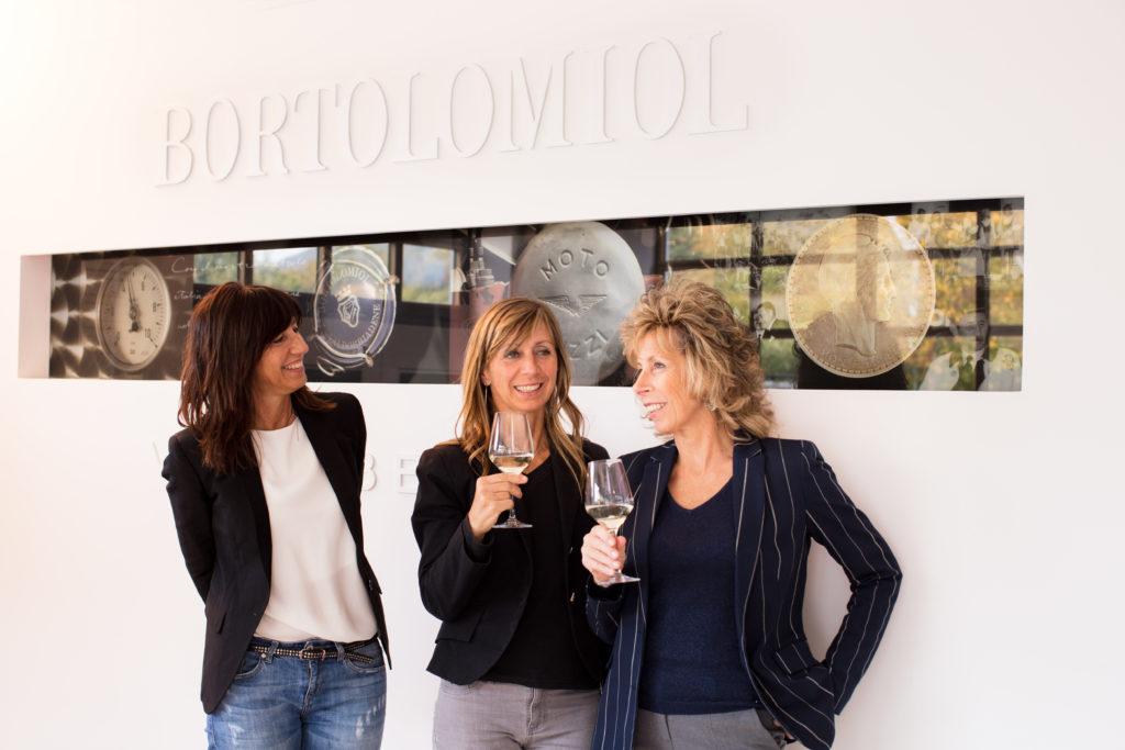Le sorelle Bortolomiol